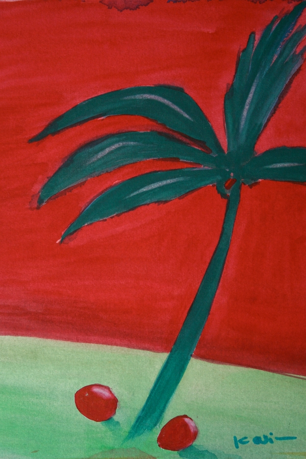 Palm Tree Series 5
